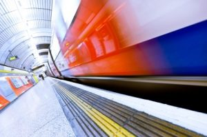 London undergound AC inspection