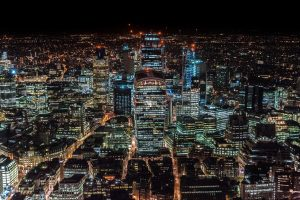 London Lit up - The London Environment Strategy