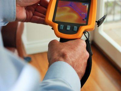 under floor heating test -surveyandtest.com