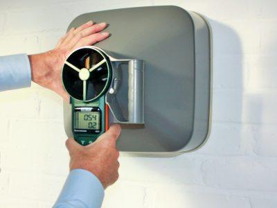 ventilation airflowtest
