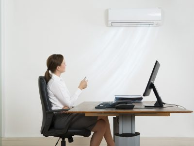 Office Air Conditioning inspection